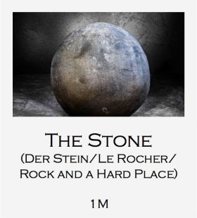 The Stone (Le Rocher/Der Stein)
