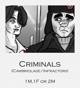 Criminals (Cambriolage/Infractorii)